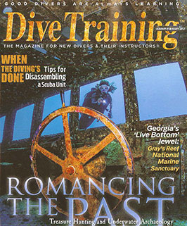 Dive Training Magazine, January 2017