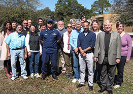 Gray's Reef Advisory Council, March 2016