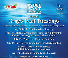 Tybee Post Theater - Gray's Reef Tuesdays