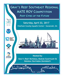 2017 MATE ROV Competition